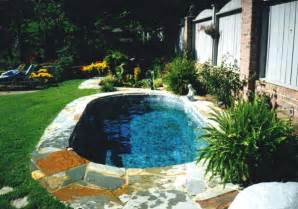 swimming pool designs for small backyards small inground pool designs pool design ideas pictures