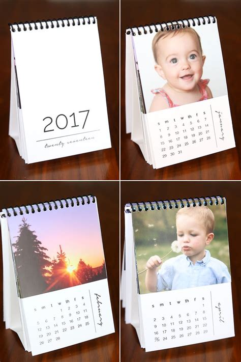 make own calendar with pictures 168 best calendars diy images on calendar