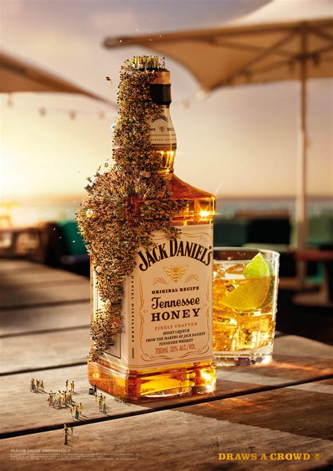 imagenes jack daniels honey jack daniels honey cgi on behance
