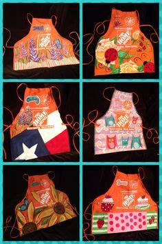 Apron Custom By Fsd Store 1000 images about home depot apron on
