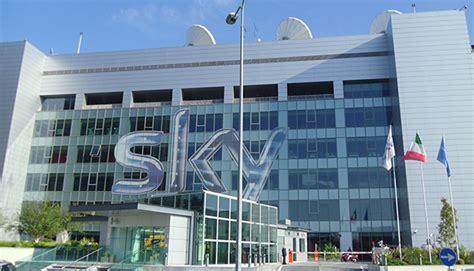 sky italia sede complesso immobiliare sky italia risanamento spa