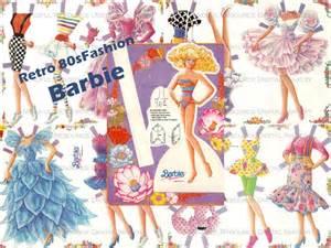 80s Essay by Retro 80s Paper Doll Fashion Vintage Printable Digital