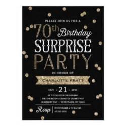 70th birthday invites templates 70th birthday invitations announcements zazzle