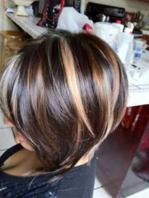 pictures of bob haircuts with foil color 20 dark bob hairstyles bob hairstyles 2017 short