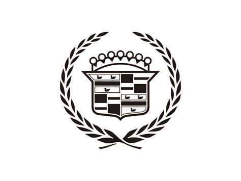 cadillac logo outline image 448