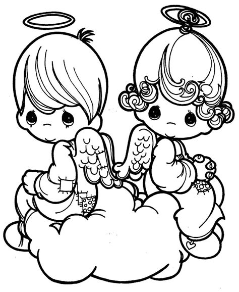valentine s day precious moments coloring pages coloring
