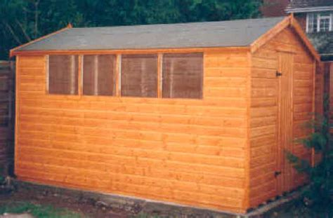 Garden Sheds 12x8 by 12 X 8 Apex Garden Shed By Sheds Unlimited