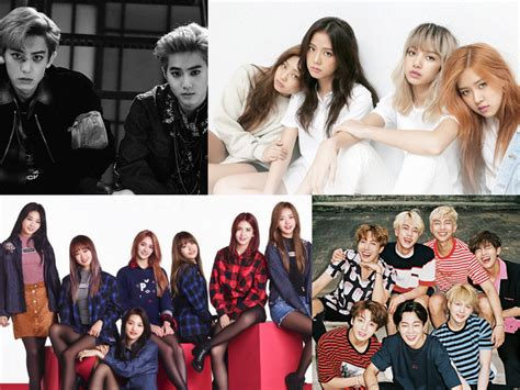 black pink dan exo top k pop singer brand power rankings for august revealed