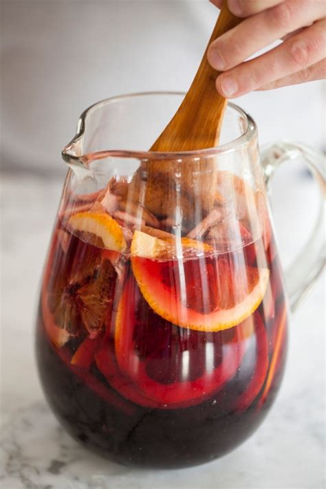 how to make red wine sangria cooking lessons from the kitchn the kitchn