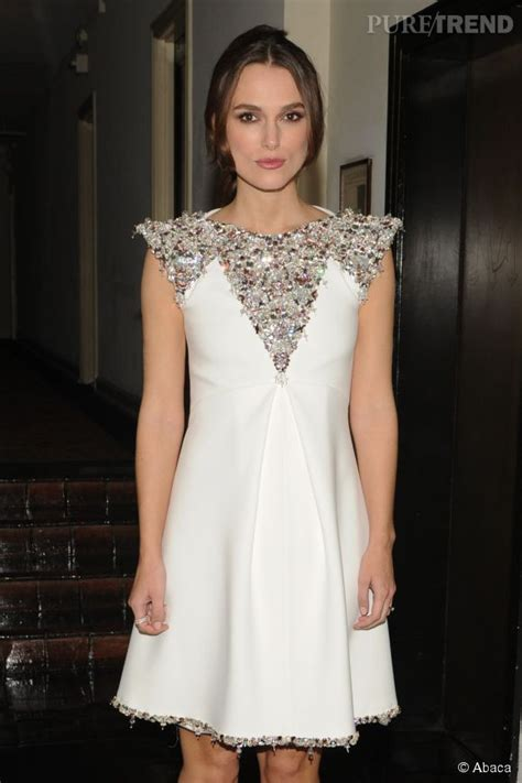Gamis Fashion Chanel keira knightley lumineuse en chanel pour quot the imitation
