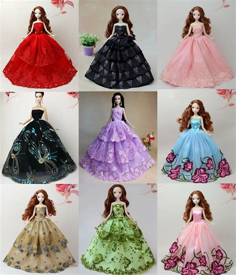 Handmade Clothing - fashion princess dress evening gown mix style