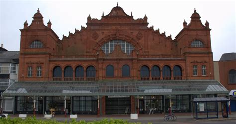 ghost in morecambe ghost hunts in the winter - The Winter Gardens Morecambe