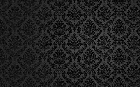 wallpaper vintage hitam putih black damask background 805136 walldevil