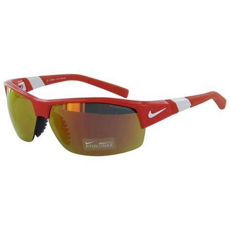 X2 Sport Sunglass Ns3156 Grey nike mens show x2 semi rimless sport sunglasses team