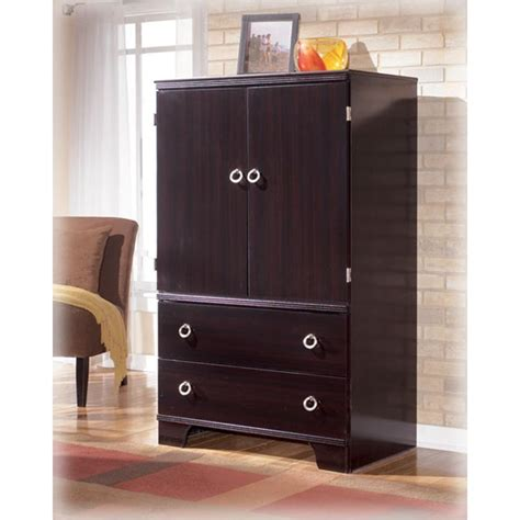pinella bedroom set b403 49 ashley furniture pinella bedroom armoire merlot