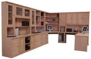 Custom Desks For Home Office Unfinished Furniture Custom Home Office Liberty Series