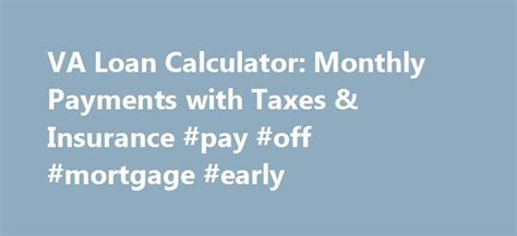 17 best ideas about mortgage loan calculator on