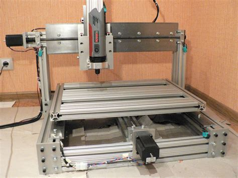 machine diy diy cnc machine router mill set of plans ebay