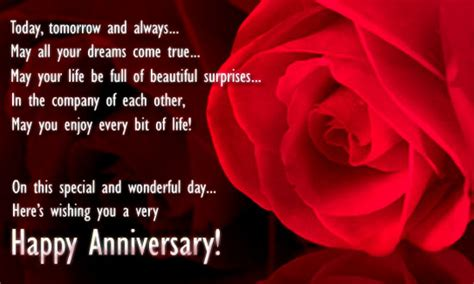Wedding Anniversary Songs For Couples by Happy Anniversary Wishes To A Special Anniversary