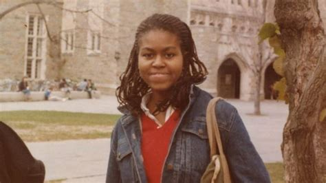 michelle obama young michelle obama reveals never before seen pictures ahead of