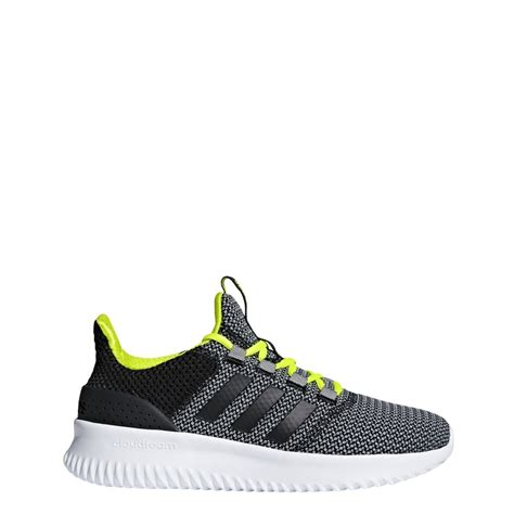 adidas boys cloudfoam ultimate shoes sizes 3 5 5 adidas from excell sports uk