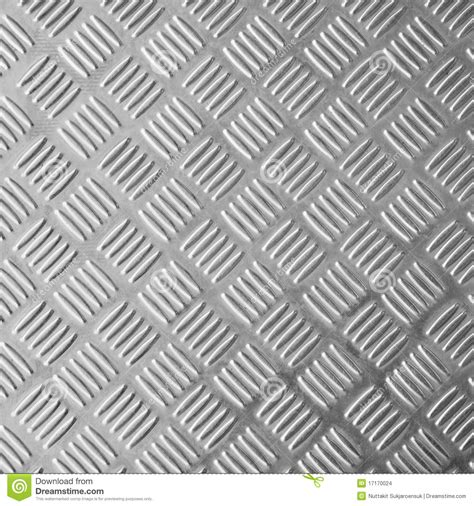 Bright Stainless Steel Floor Plate Stock Images Image