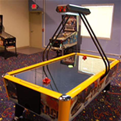 arcade air hockey table rent turbo arcade air hockey table in chicago il arcade