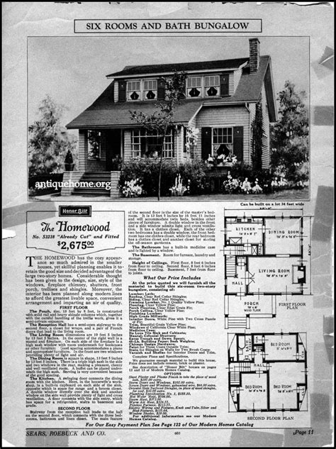 sears catalog homes floor plans 32 best 1926 sears special supplement images on pinterest