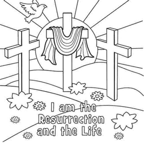 coloring page easter religious 25 best ideas about christian easter on
