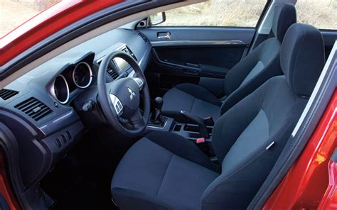 2008 Mitsubishi Lancer Interior by 2008 Mitsubishi Lancer Gts Interior Photo 3