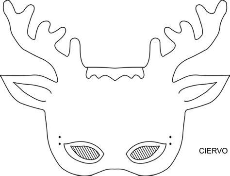 imagenes para colorear venado m 225 scara ciervo manualidades a raudales