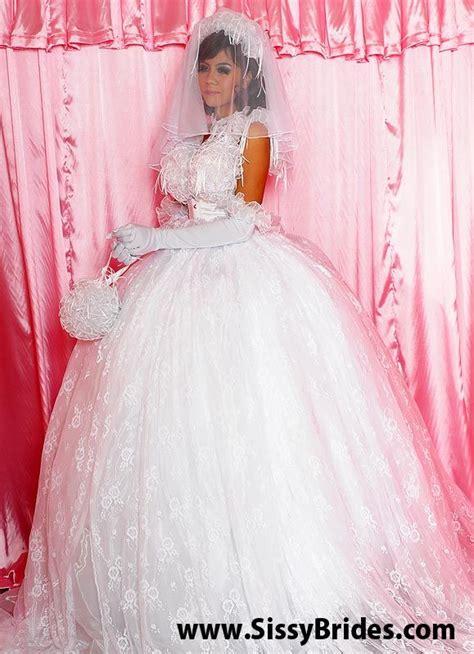 forced feminization wedding 22 best sissy bride images on pinterest bridal dresses