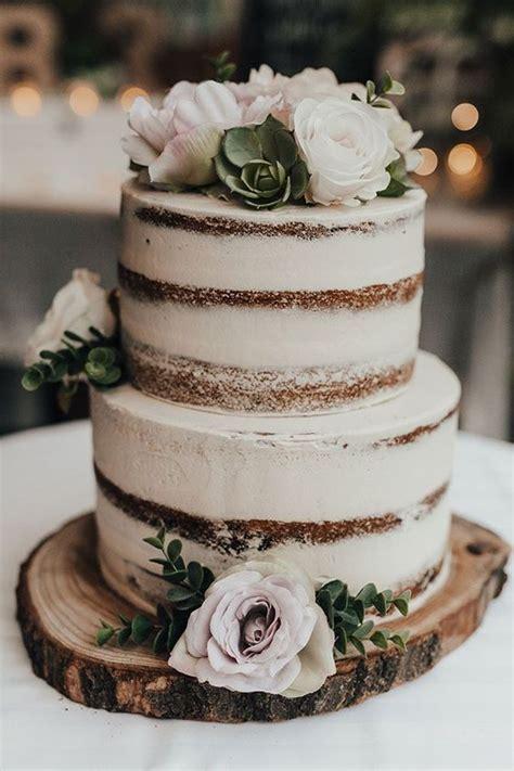 Rustic wedding cake   Plastic Container City