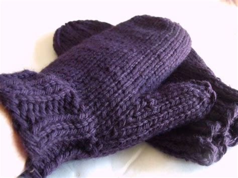 mitten pattern chunky yarn free chunky mitten pattern if we start now we can have