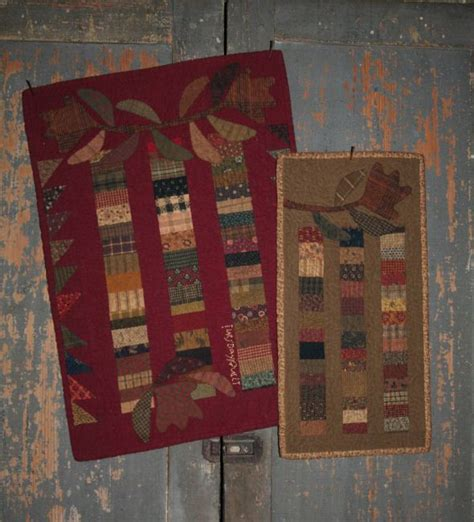 Dutchland Quilts by Primitive Quilts Just B Cause