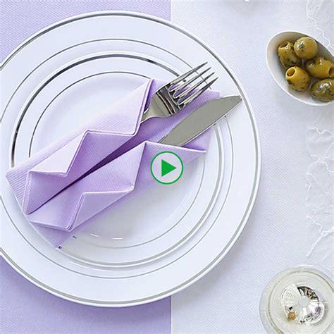 Pliage Serviette Pour Couvert by Pliage Serviette Pour Couvert Eblogwroclaw Top