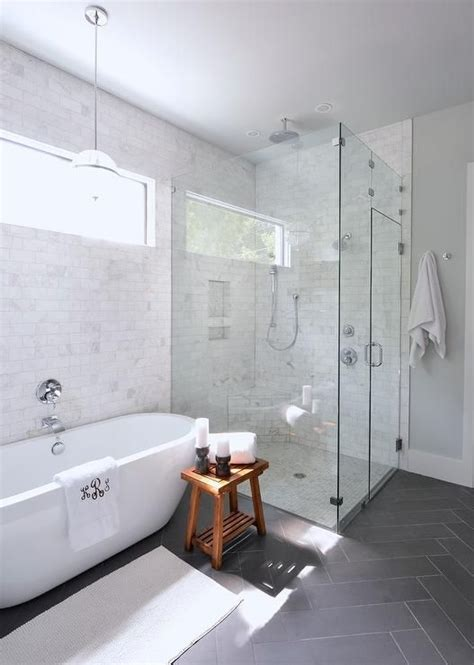 bathroom with bathtub and shower best 25 freestanding tub ideas on pinterest bath