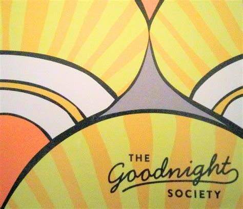 The Card Society by My Email To The Goodnight Society Haught