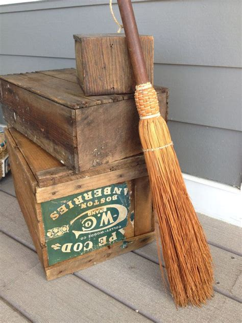 Fireplace Brooms by Vintage Fireplace Broom Whisk Broom Whisk Broom Vintage