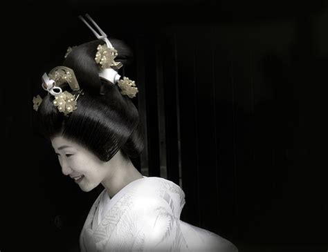 Wedding Hairstyles Japanese by Traditional Japanese Wedding Hairstyles Picture