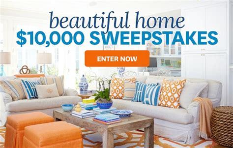 bhg sweepstakes bhg 10 000 beautiful home sweepstakes sweepstakesbible