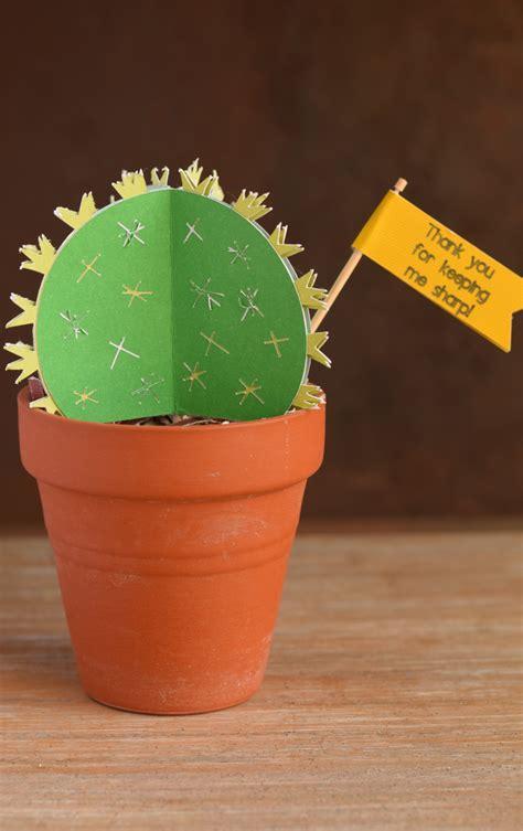 cricut explore teacher appreciation projects cactus teacher appreciation craft