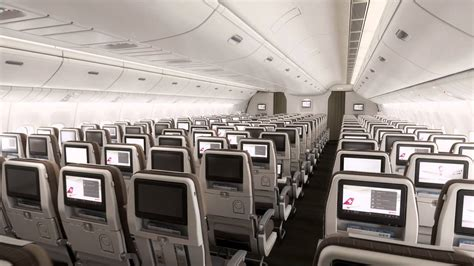 Swiss Airlines Interior by Swiss Will Renew Its Haul Aircraft Fleet With Boeing
