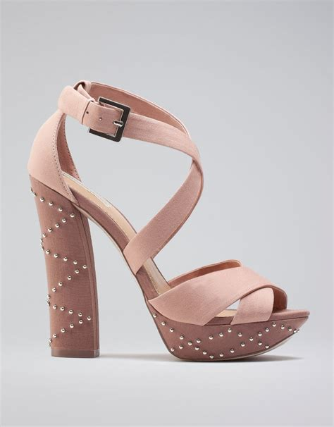 Killer Heels Might Poke Your Eye Out by Bershka Summer 2012 Shoes