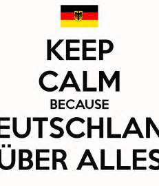 Airplane Wall Sticker keep calm because deutschland 220 ber alles keep calm and