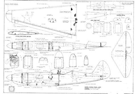 free rc plans 1500 rc model airplane plane plans with bonus free gift