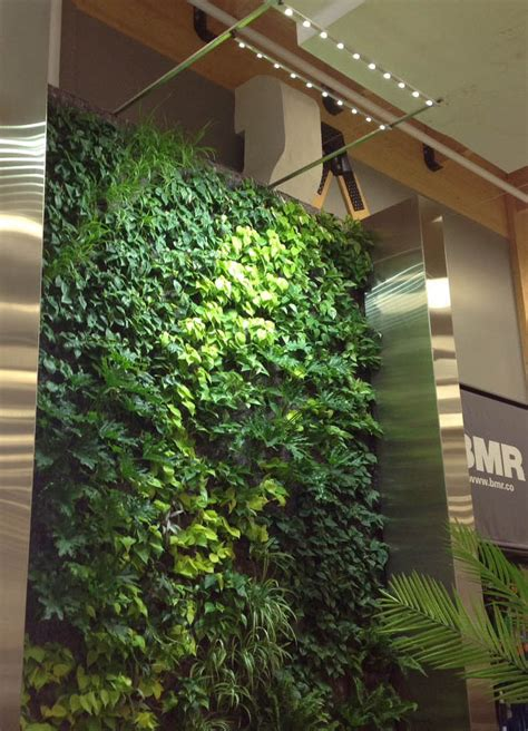 green wall lighting sunlite science  technology