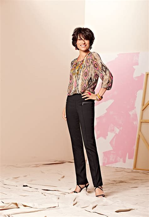 chico model with short black hair fun fresh and fabulous chicos from our artisans