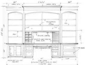 Built In Office Desk Plans The World S Catalog Of Ideas