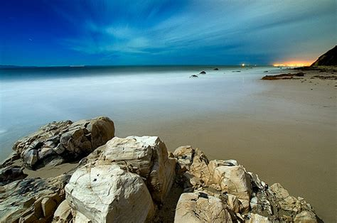 Beautiful Pool by 11 Long Exposure Beach Photos That Worked Beautifully